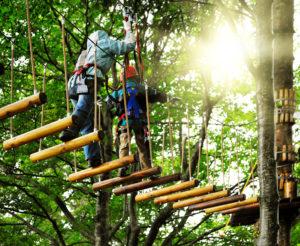 adventure climbing