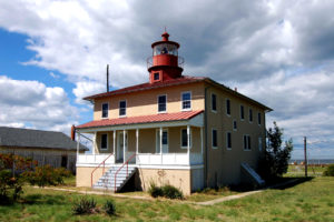 Point Lookout Lighthouse, St. Mary's County, Maryland