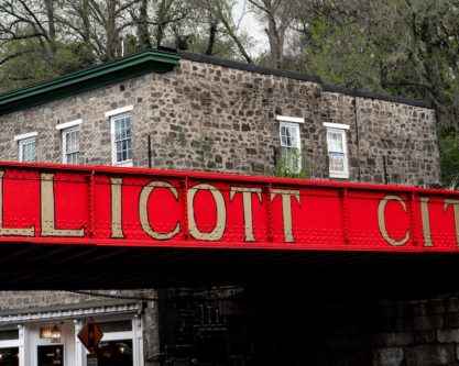 Ellicott City Bridge