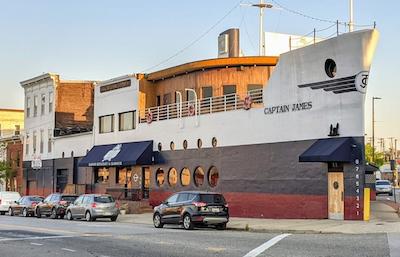 Captain James Seafood Palace
